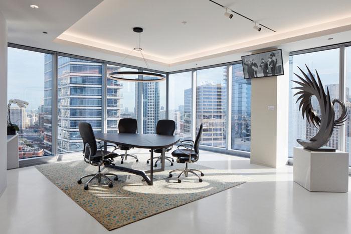 家族办公室装修设计效果图