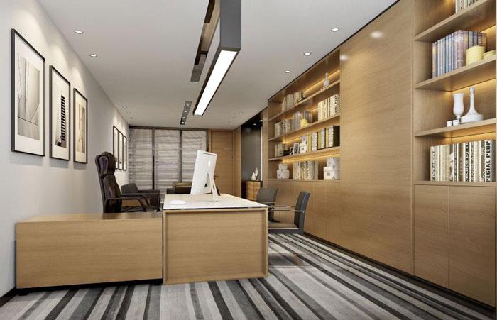 杭州勾庄办公室装修设计效果图
