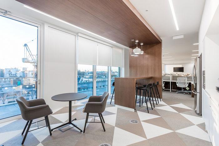 金融风投公司办公室装修设计效果图_岚禾设计