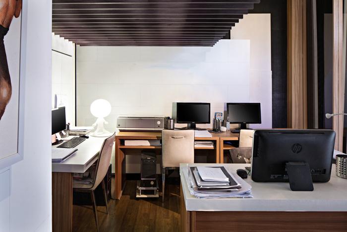 原生态办公室办公区装修设计效果图