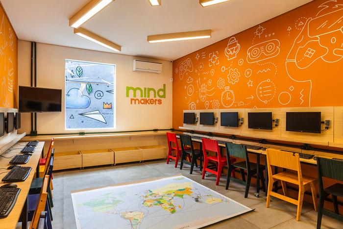 裝修設計效果圖,辦公室設計面積300平方,設計師在培訓機構設計匯總