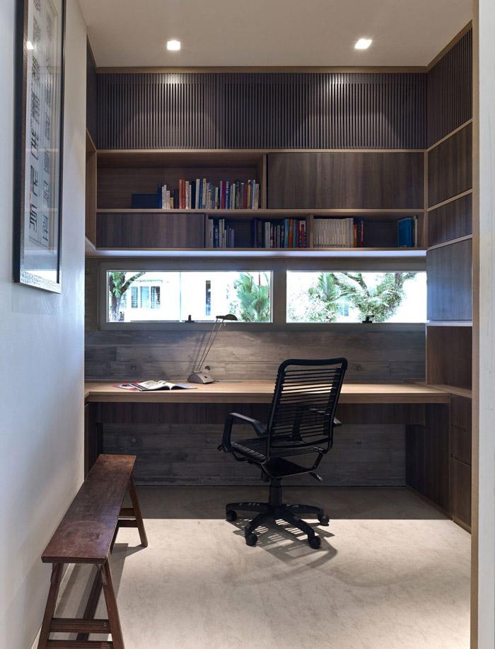 舒適辦公室裝修設計效果圖
