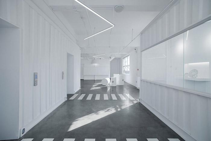 涂料公司办公室装修效果图