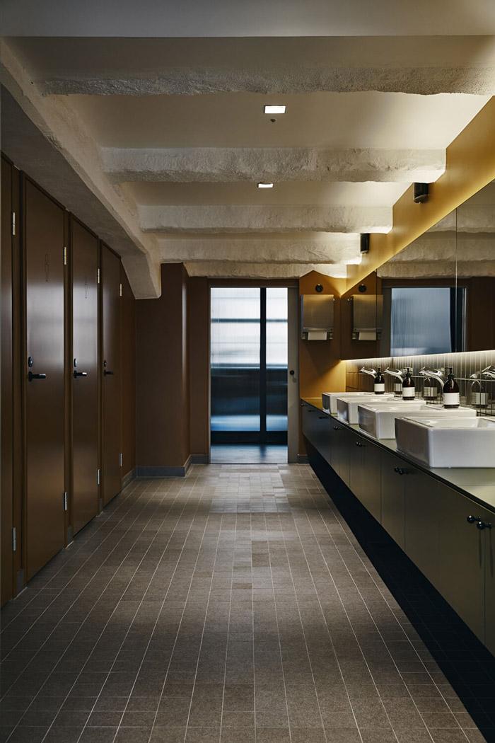 本次厂房改造办公空间装修设计效果图讲解到此结束,设计师在办公室