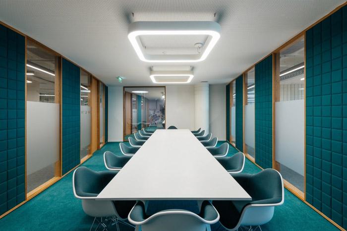 集团公司办公室装修设计方案