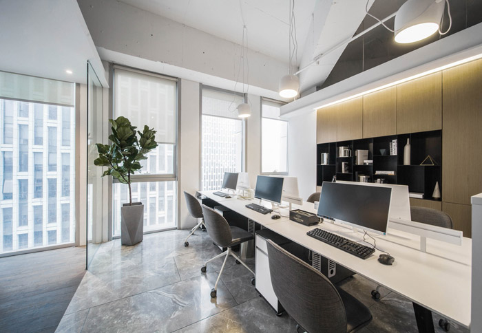家庭办公室设计装修效果图
