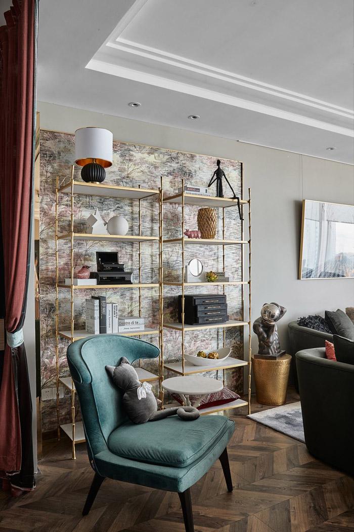 150平方公寓办公室装修设计效果图