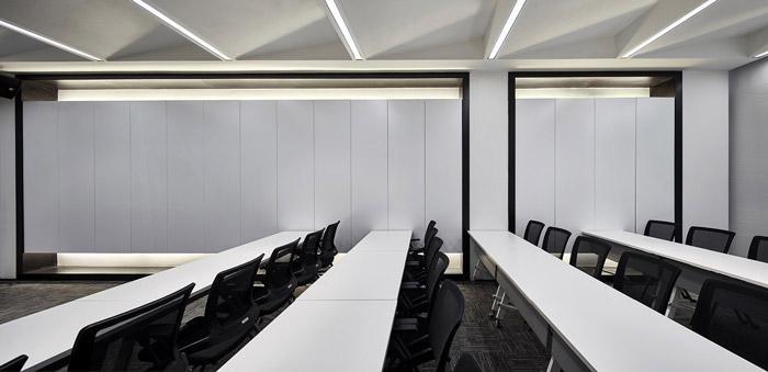 独栋别墅写字楼会议室装修设计效果图