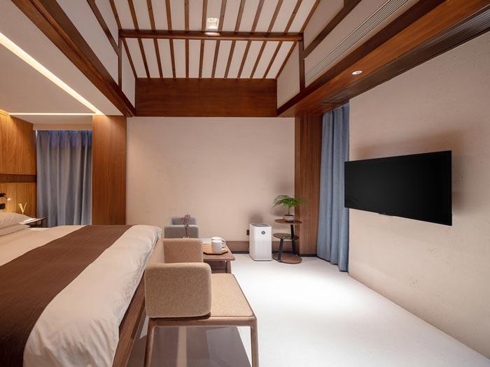 民宅民宿客房装修设计效果图