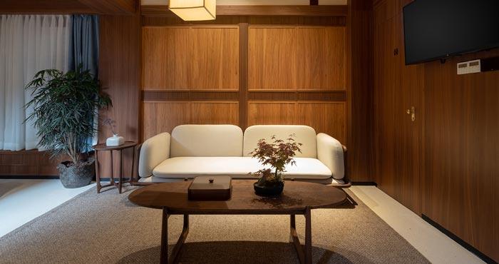 民宅民宿会客厅装修设计效果图