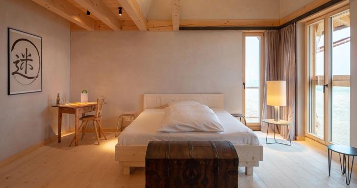 度假民宿客房装修设计效果图